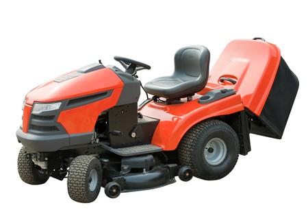 lawnmower.  Stock Photo - 7881667