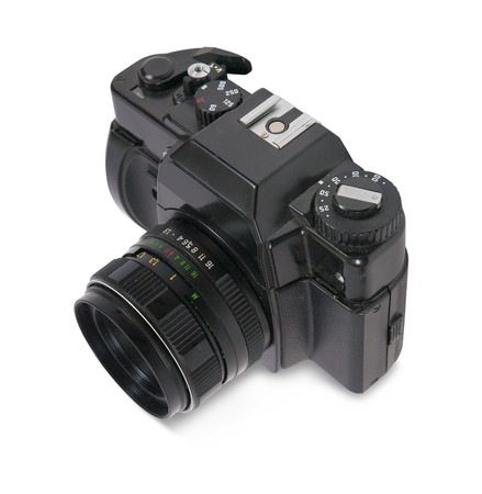 film camera Stock Photo - 7914985