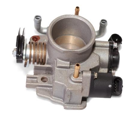 throttle intake. Stock Photo - 8769423