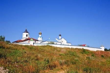 vasiliev: Vasiliev monastery at Suzdal in summer. Russia Editorial
