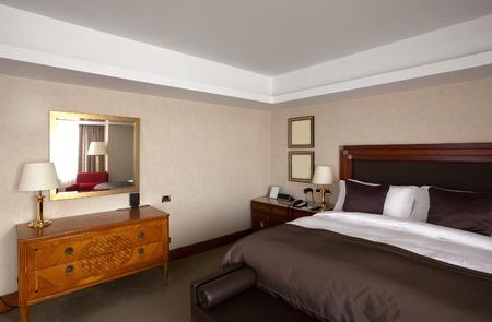 interior of bedroom with luxury furniture Stock Photo - 11459539