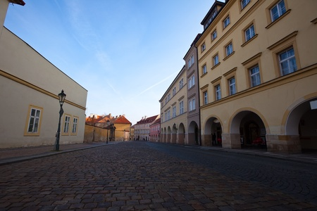 Street in Old Town. Prague, Czechia Stock Photo - 11471605