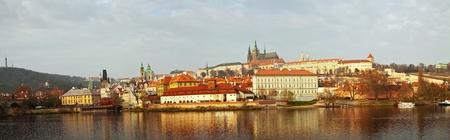 Panorama of Prague, Czech Republic Stock Photo - 11636501