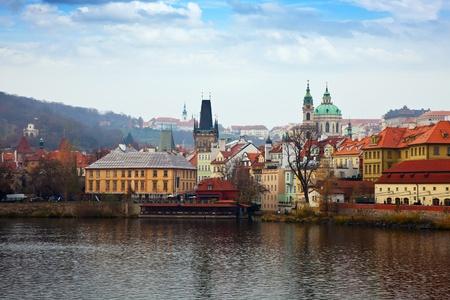 Day view of Prague. Czech Republic Stock Photo - 11805501