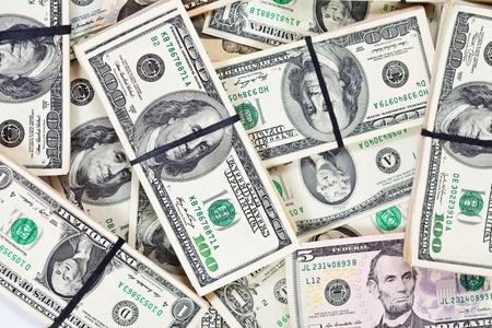 background of many US dollars banknotes Stock Photo - 13393784
