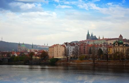 Day view of Prague. Czech Republic Stock Photo - 15258956