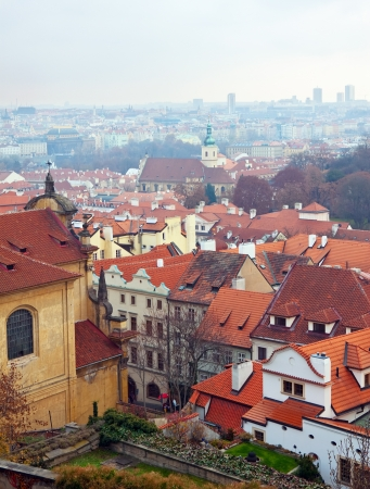 View of Prague, Czech Republic Stock Photo - 16729421