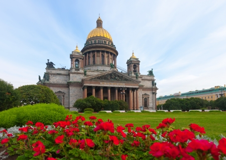 classicism: Saint Isaac cathedral