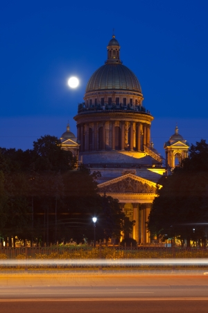 Saint Isaac cathedral Stock Photo - 17057623