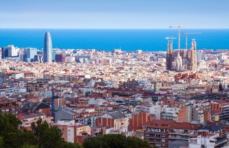 Top kind of Barcelona.  Spain, Catalonia, Spain photo