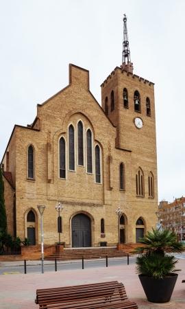 josep: Parroquia de Sant Josep in Badalona. Catalonia, Spain
