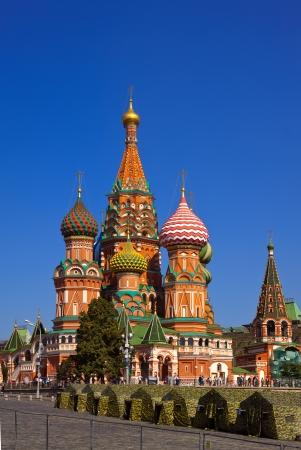 red square moscow: Intercesi?n de la Catedral en la Plaza Roja. Mosc?, Rusia Foto de archivo