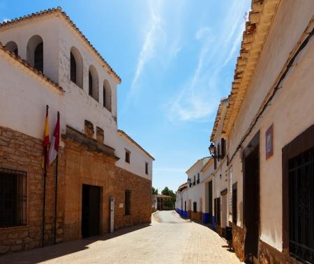 don quijote: EL TOBOSO, ESPA�A - 23 de agosto: Museo de Dulcinea el 23 de agosto de 2013 en El Toboso, Espa�a. Town es famoso por aparecer en la novela Don Quijote de Miguel de Cervantes Editorial