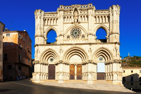 julian: Cathedral of Our Lady of Grace and Saint Julian. Cuenca