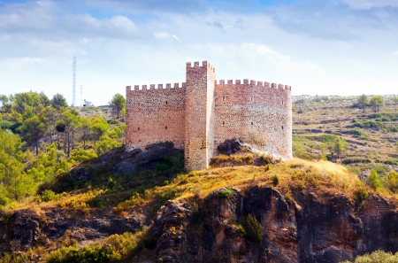 valencian: Castillo de Gaibiel.  Valencian Community, Spain Editorial