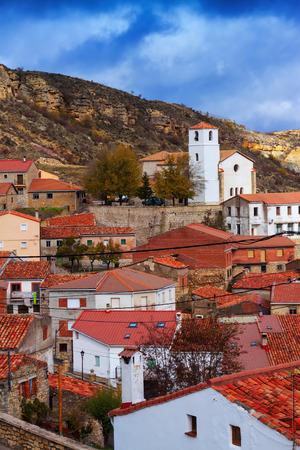 guadalajara: Penalen - town in province of Guadalajara. Spain