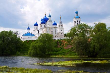 orthodoxy: Holy Bogolyubovo Monastery. Vladimir region, Golden Ring of Russia