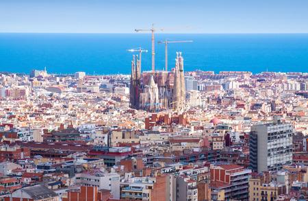 barcelona: Top kind of Barcelona.  Catalonia, Spain