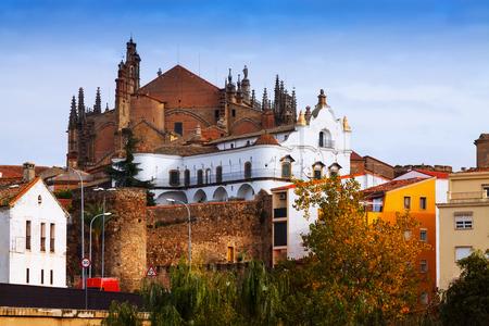 extremadura: Cathedral of Plasencia. Extremadura,  Spain