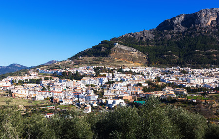 general: General view of Quesada.  Andalusia, Spain Stock Photo