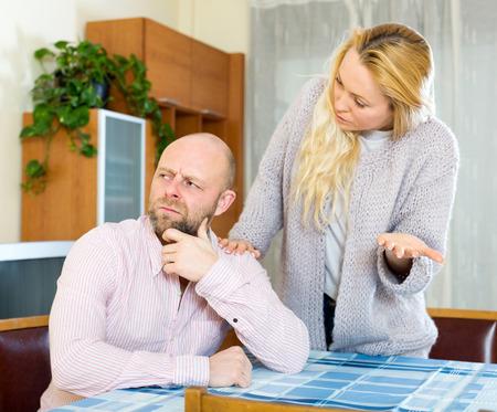 Αποτέλεσμα εικόνας για quarrel man wife
