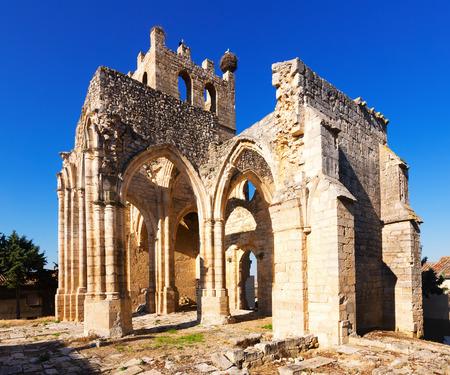 Church of Santa Eulalia in Palenzuela.  Province of Palencia