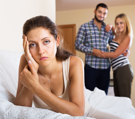 polygamy: Huge conflict between couple and their friend at home
