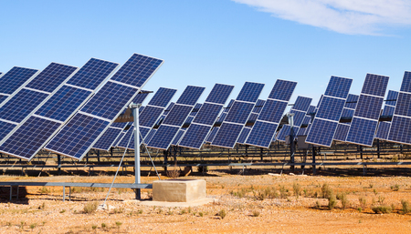 photocell: energy production: solar panel system