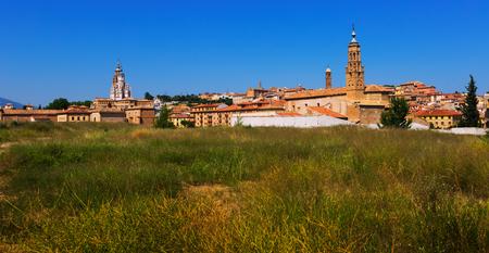 zaragoza: old part of Tarazona. Zaragoza,  Aragon, Spain