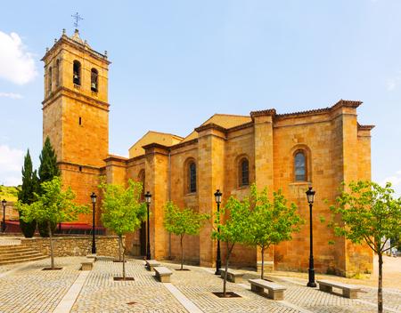 san pedro: Concathedral of San Pedro in Soria. Castilla-La Mancha, Spain