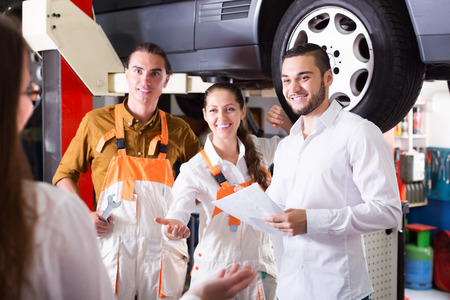 renewal: Positive client satisfied with mechanics renewal result