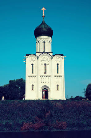 nerl river: Church of the Intercession on River Nerl was constructed between 1158?1165. Russia