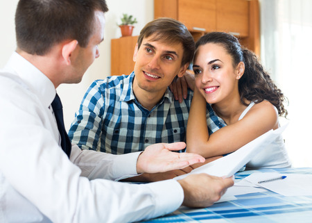 Dating insurance agent