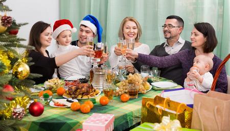 Mature adult thanksgiving