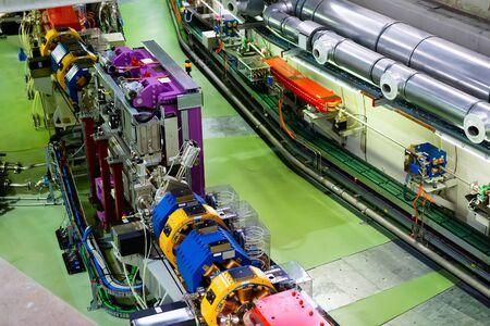 Facility of synchrotron in Scientific Experimental Laboratory