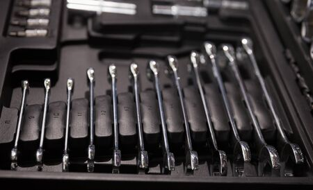 Sockets heads and other tools in the toolkit