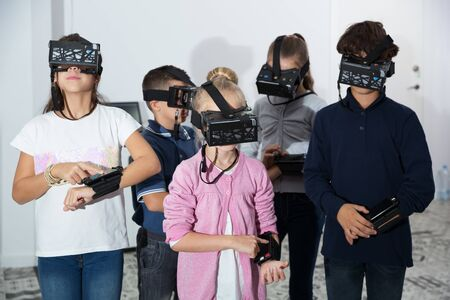 Rapturous children are looking for way out of virtual escape room