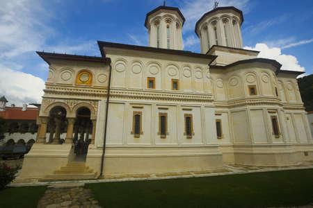 Image of Monastery Horezu in Romania