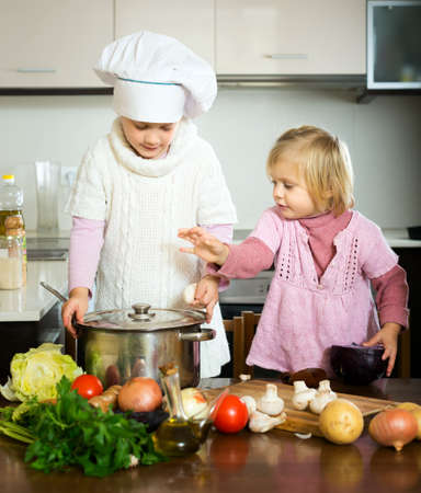 Girls must know how to cook