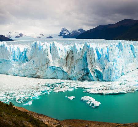 Glacier Perito Moreno, southeast of Argentina