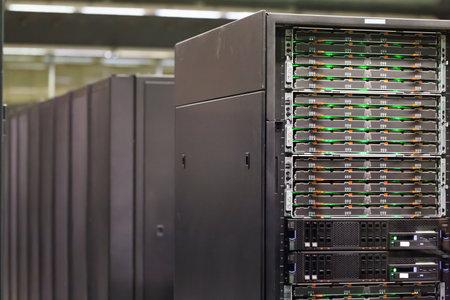 Equipment of supercomputing center