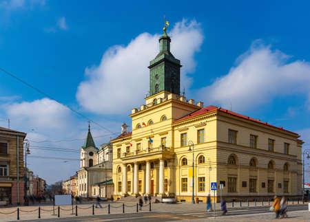 Lublin New Town Hall, Poland