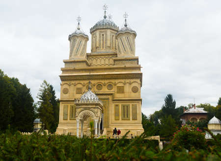Orthodox Cathedral of Curtea de Arges