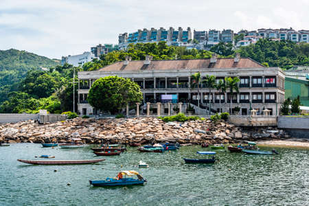 Stanley is a town and a tourist attraction in Hong Kong. It located on a peninsula on the southeastern part of Hong Kong Island. 新闻类图片