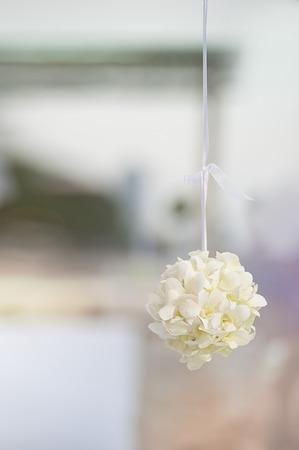 White pom pom flower bouguet for wedding party decoration stock stock photo white pom pom flower bouguet for wedding party decoration mightylinksfo