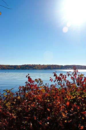 portage: Fall over Portage