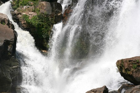 Power of water Stock Photo - 7472238