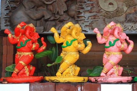indian god: Indian God Ganesha