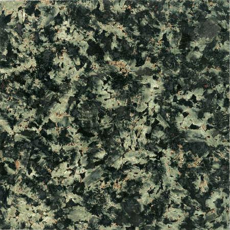 mineralogy: Green Granite