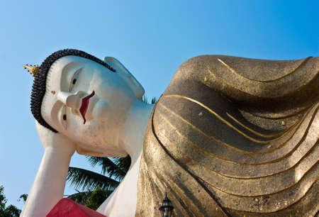 budda: budda statue  chaingmai thailand